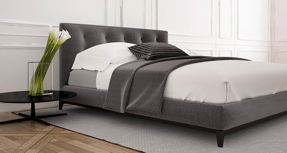 Upholstered Headboard - Headboard for Adjustable Bed – What Are The Different Styles of Headboards 2019