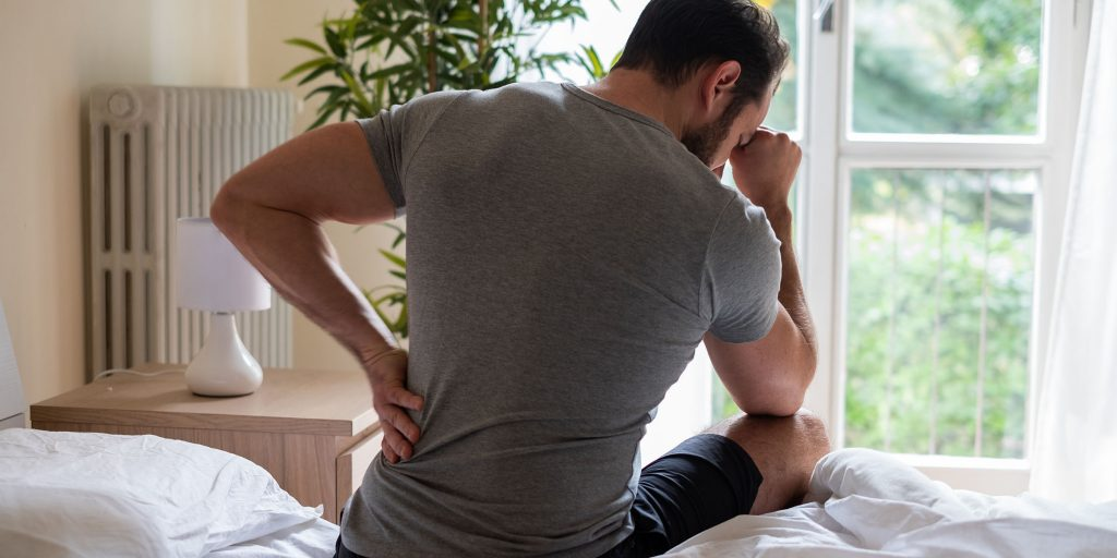How To Sleep With Lower Back Pain And Sciatica